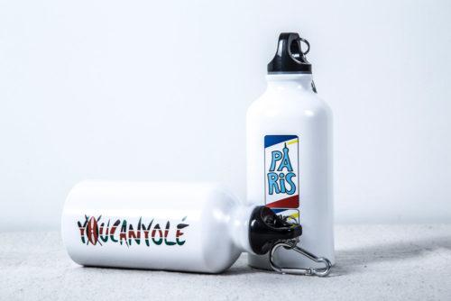 Bidón Blanco Personalizado