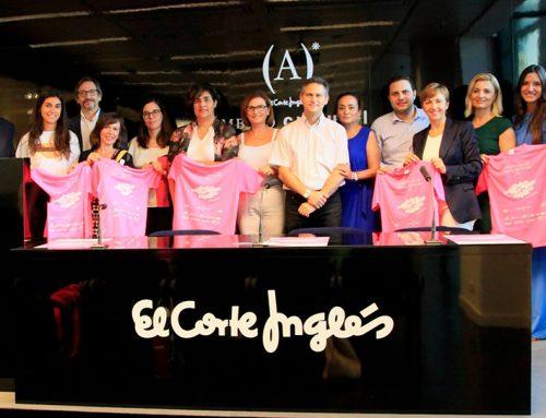 Coinpa en la promoción de la V Marcha de Castellón contra el cáncer de mama, prevista para el 21 de octubre 2018