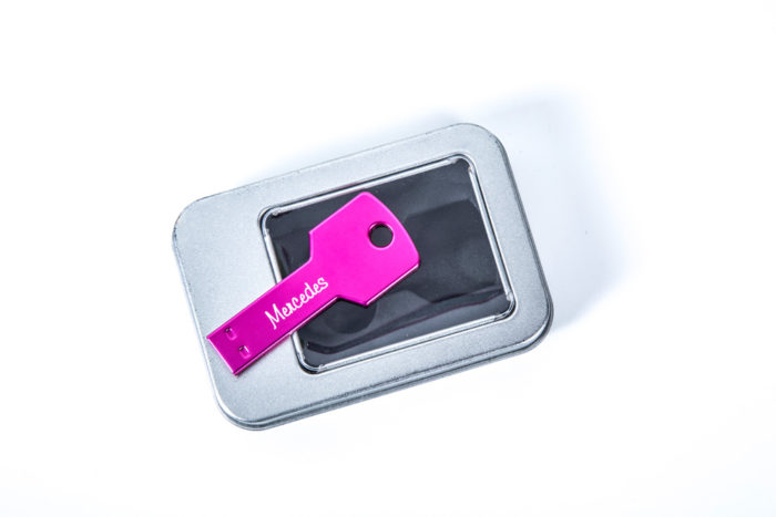 Memoria USB Personalizable